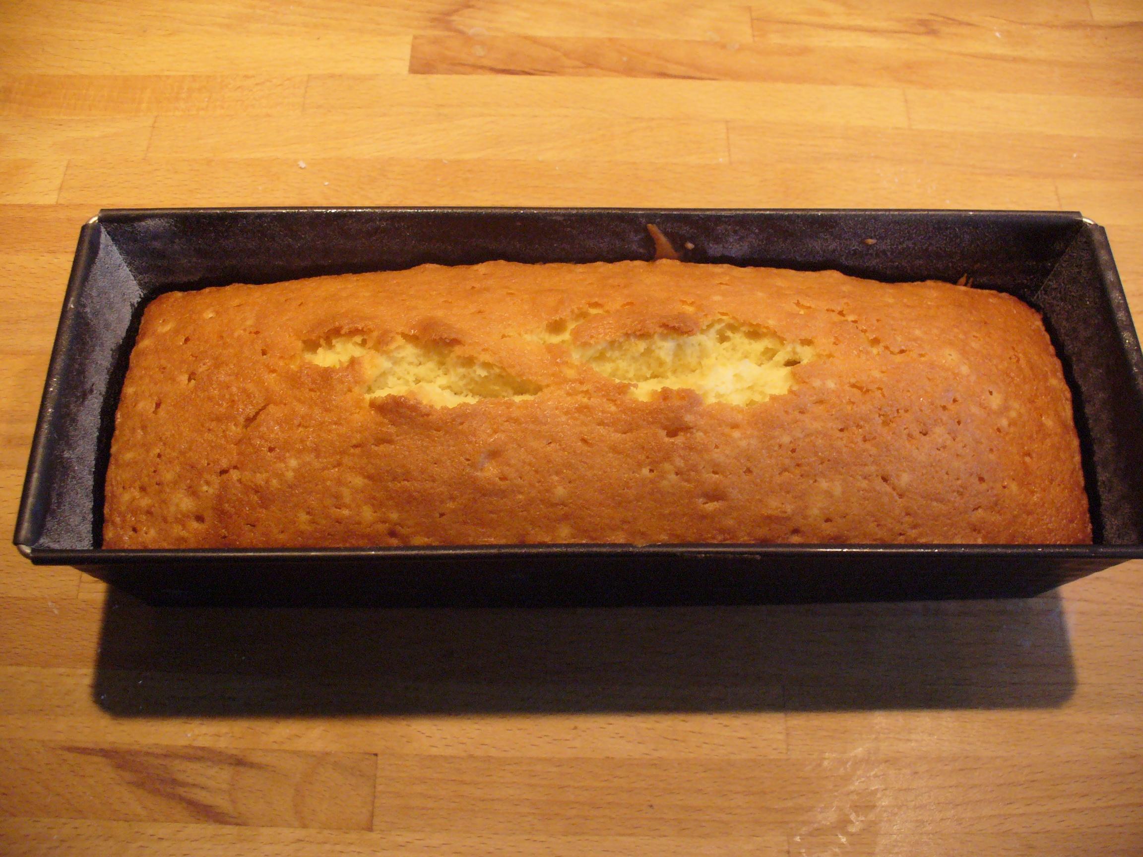 cake afkoelen