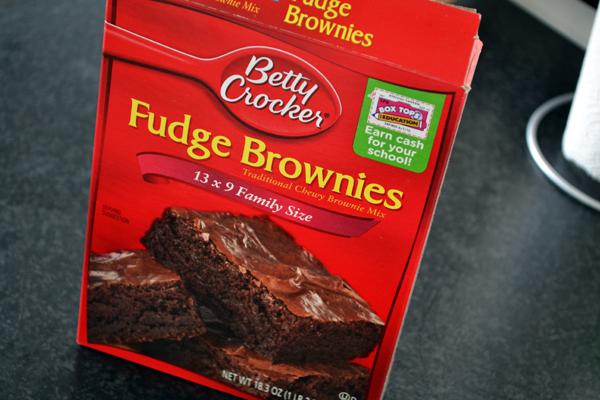 Review: Betty Crocker Fudge Brownies