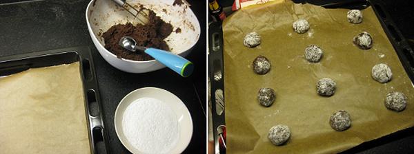 chewy chocoladekoekjes