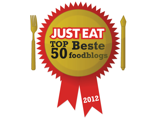 Top 50 beste foodblogs Just eat