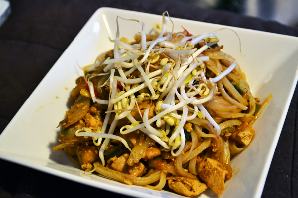 Blue Elephant Phad Thai
