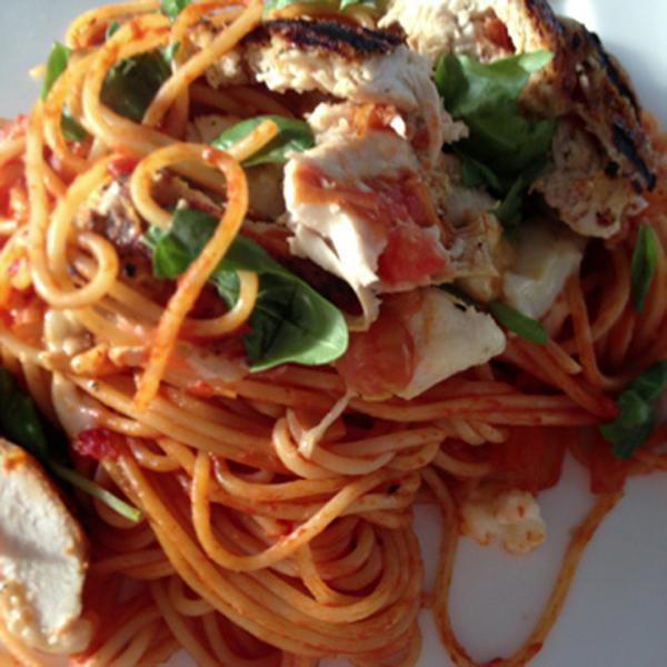spaghetti kip
