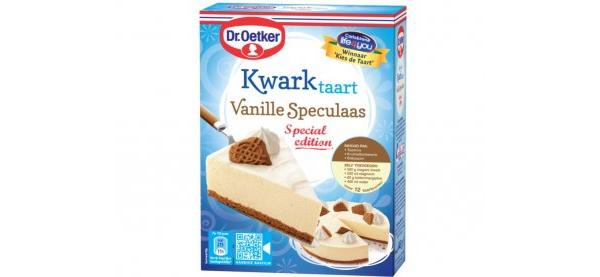 Dr. Oetker Speculaas - Vanille kwarktaart
