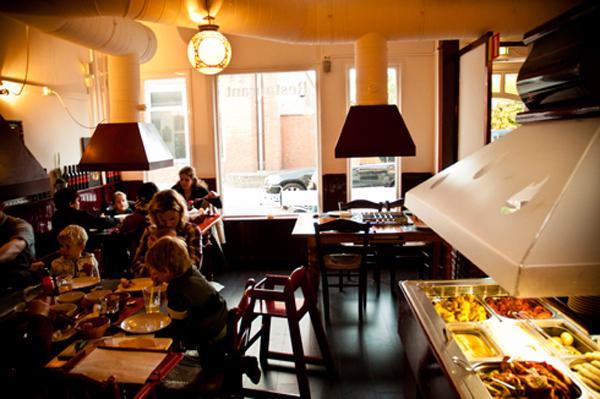 bbq restaurant Apeldoorn