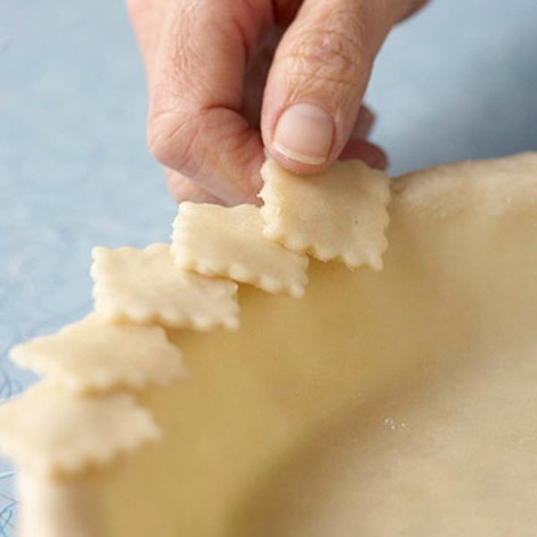 Inspiratie: mooie taartranden maken