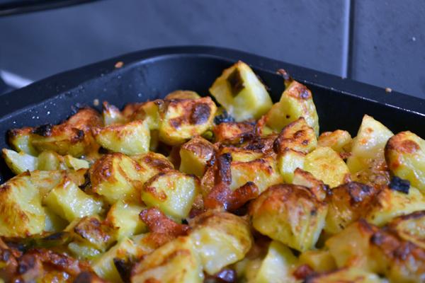 kazige aardappeltjes