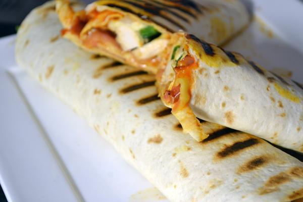 kip mozzarella wraps