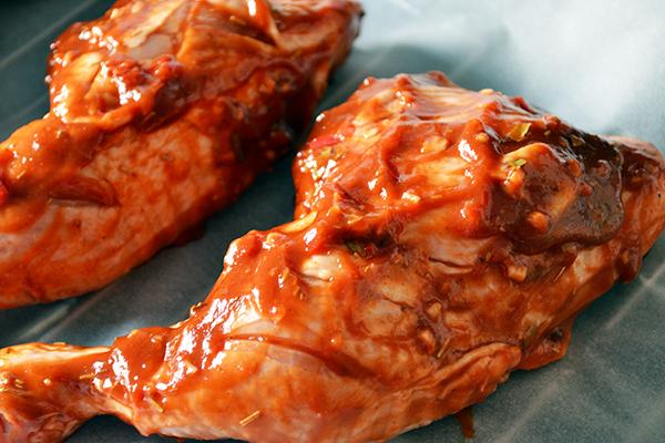 barbecue marinade voor vlees