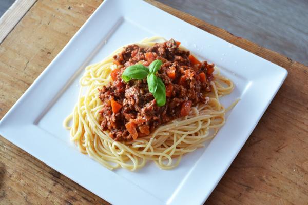 Allerhande Kids: Spaghetti Bolognese