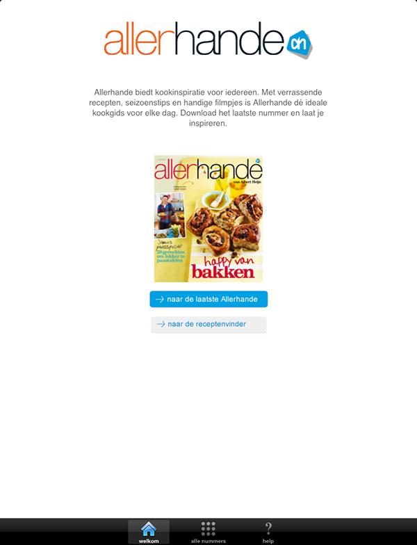allerhande app