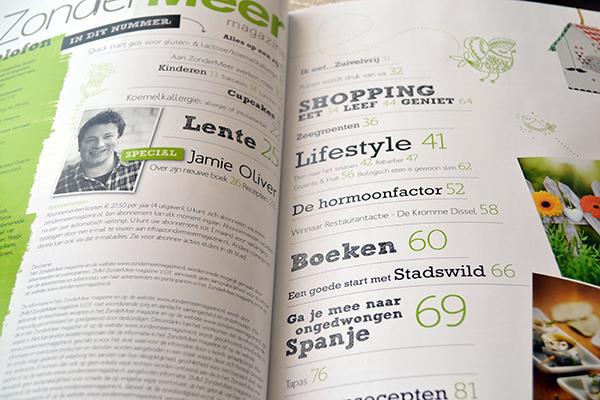 ZonderMeer magazine