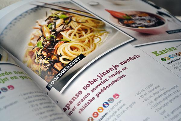 recepten tijdschrift