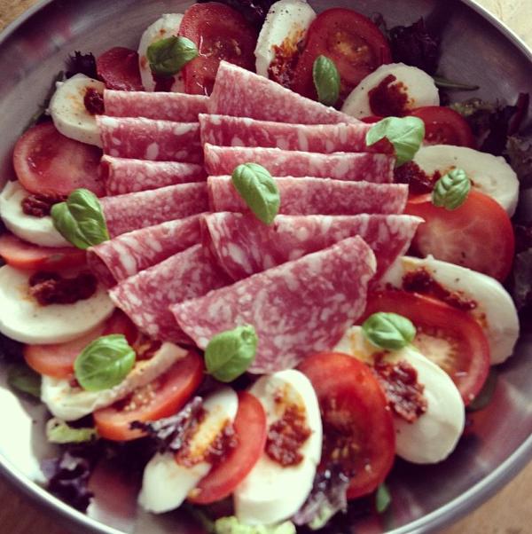 antipasti salade