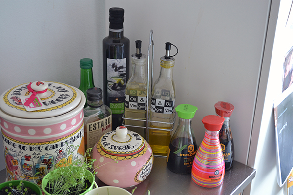 kijkje in mijn keuken