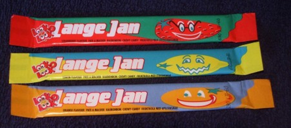 Look O Look Lange Jan