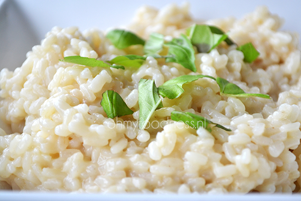 gallo risotto pronto