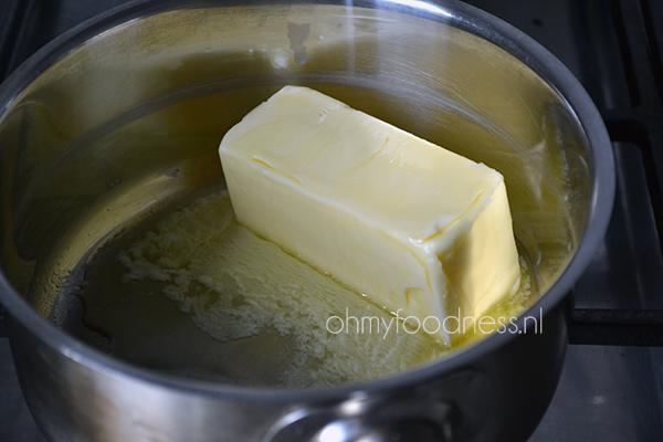 hoe klaar je boter