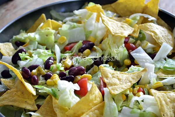 mexicaanse salade