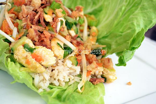 thaise kipsalade