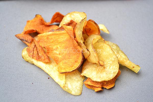 tyrrells veg crisps 2