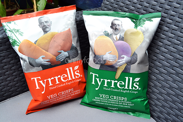 tyrrells veg crisps