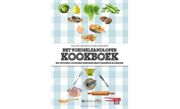 win: voedselzandloper kookboek