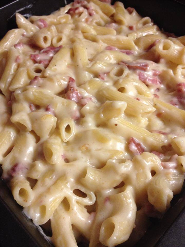 mac and cheese