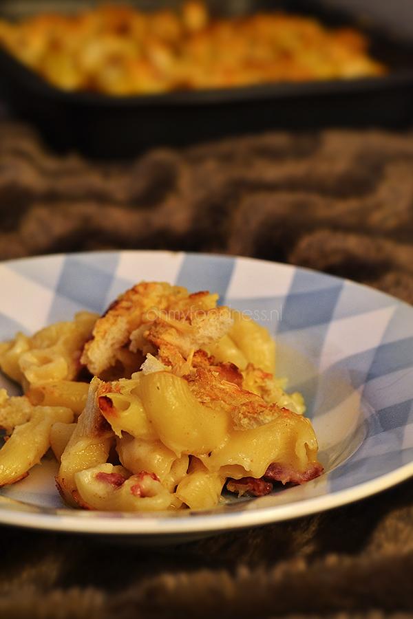 Matt's Mac and Cheese
