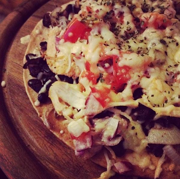 mexicaanse pizzadilla