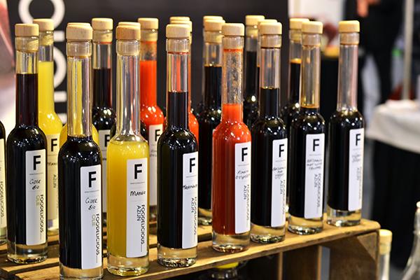 olie en azijn van foodelicious