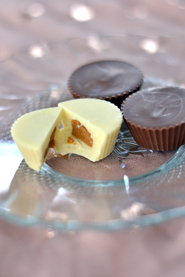 white peanut butter cups