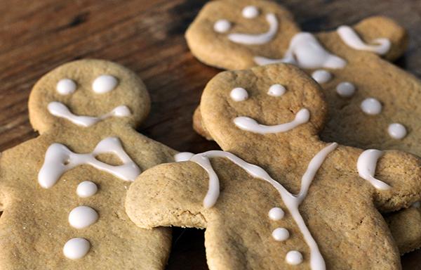 M&S gingerbread cookiesmix