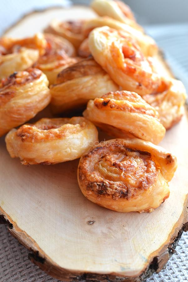 Salami Pizzabites