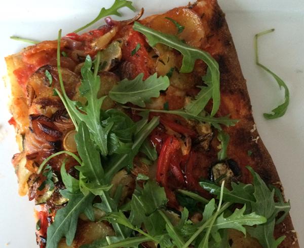 healthy ww pizza