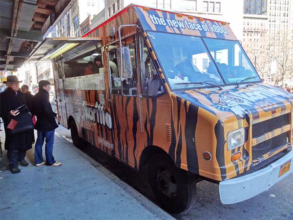 Korilla BBQ Truck