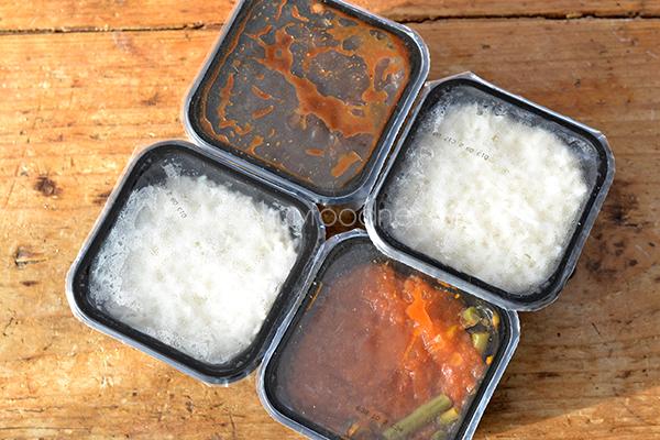 Indonesische maaltijden van AH