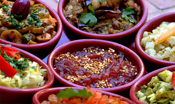 Marrakech Tajine Cooking Class