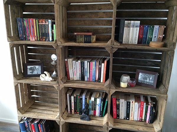 De week van omf 11 ohmyfoodness - Maken van zijn boekenkast ...