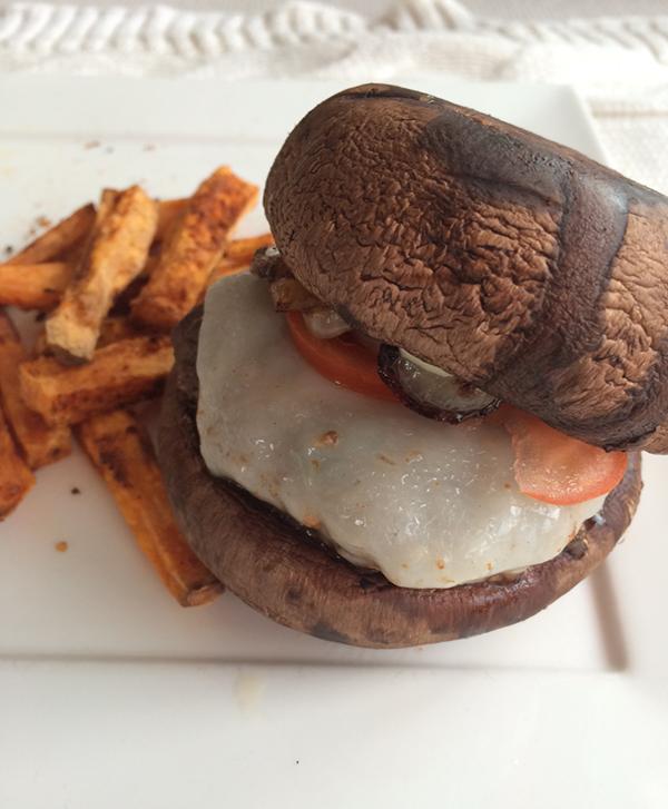 portobelloburgers