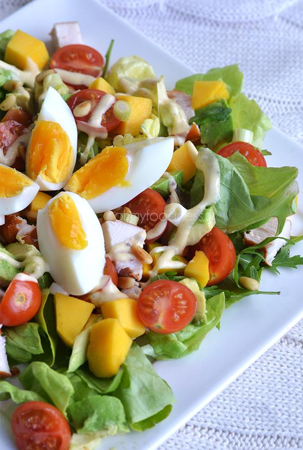 lekkere gezonde salade recepten