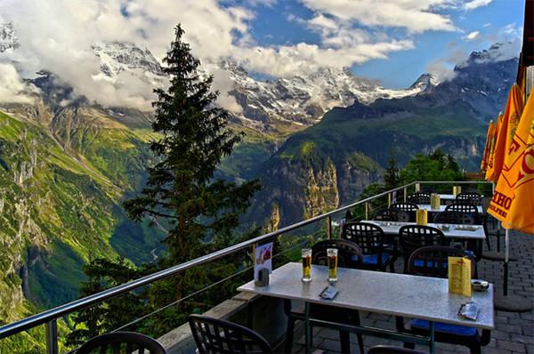 Hotel Edelwiss-Zwitserland