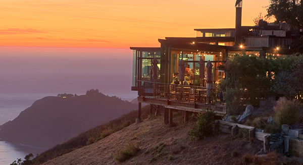Sierra Mar - Big Sur