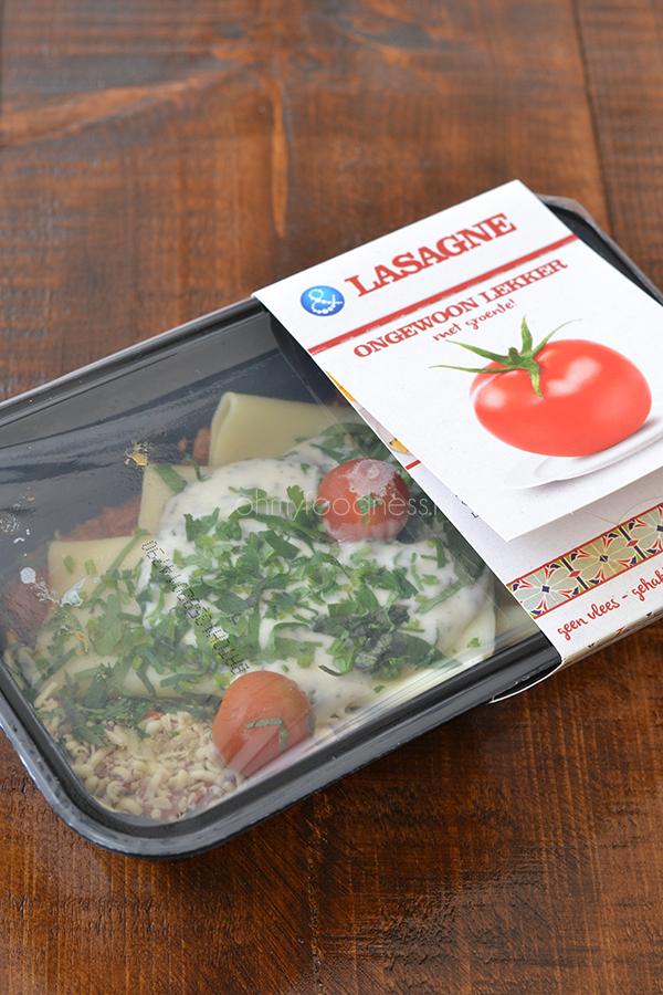 &Samhoud lasagne