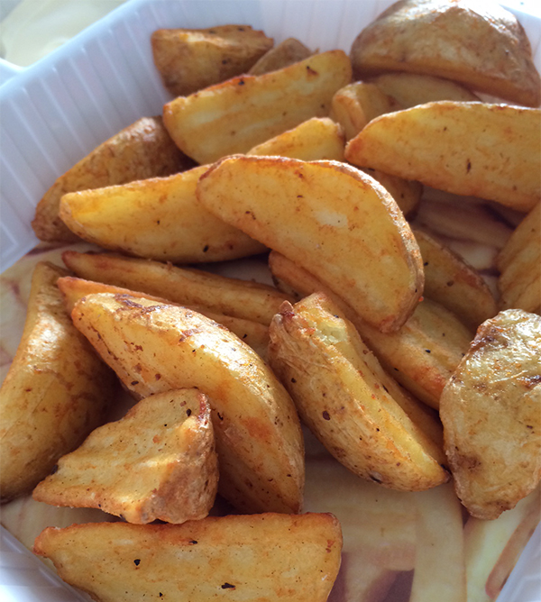aardappelwedges