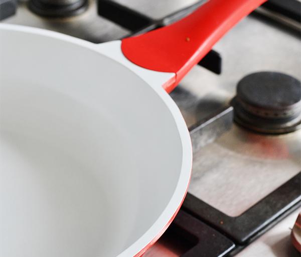keramische koekenpan