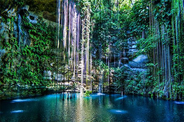 Cenotes - Yucatan