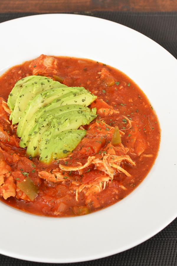 Enchilada-potje