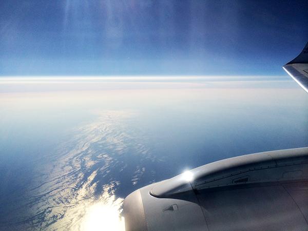 Hoe voor te bereiden op een lange vlucht ohmyfoodness