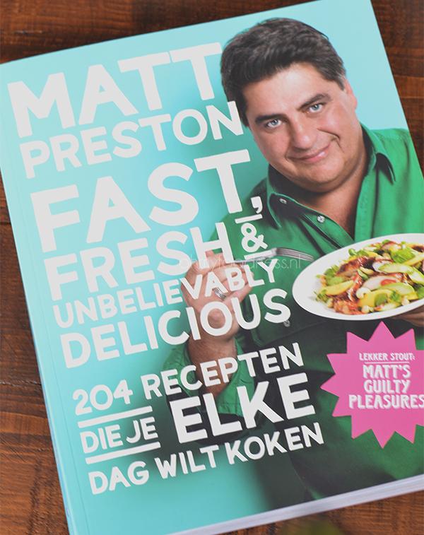 Matt Preston Fast Fresh and Unbelievably Delicious