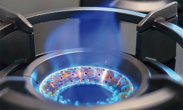ATAG Fusion Vulcano wokbrander